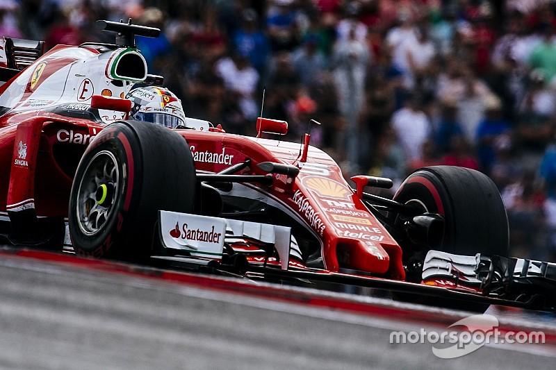 """Vettel: """"Ferrari hoeft werkwijze niet te veranderen"""""""