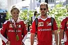 "Vettel: ""Ferrari no necesita cambiar nada para volver al podio"""