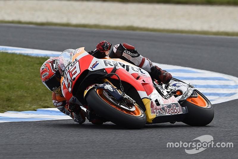 MotoGPマレーシア:FP1 マルケスがトップタイム。青山は20番手