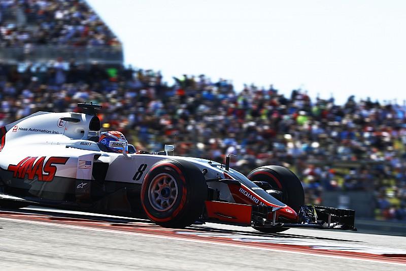 Haas Meksika'da yeni fren malzemeleriyle yarışacak