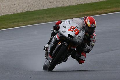 Moto3マレーシアFP2 ウェットコンディションで鈴木5番手。トップはバニャイヤ