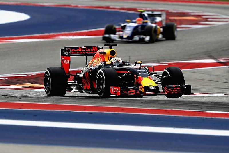 Ricciardo critique les dégagements en asphalte