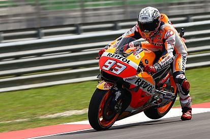Fotogallery: la prima giornata di prove della MotoGP a Sepang