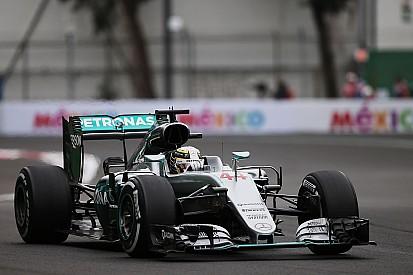GP Meksiko: Hamilton pimpin FP1, Nasr sebabkan bendera merah