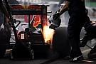 Horner - Les freins de Verstappen sont devenus