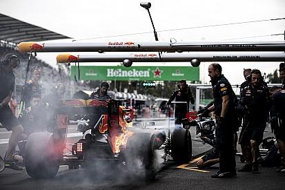 """Horner: Rem mobil Verstappen bekerja """"di luar kendali"""""""