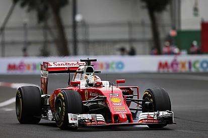 墨西哥大奖赛FP2:维特尔千分之四秒力压汉密尔顿居首