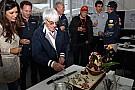 Galería: Ecclestone festeja su cumpleaños en el GP de México