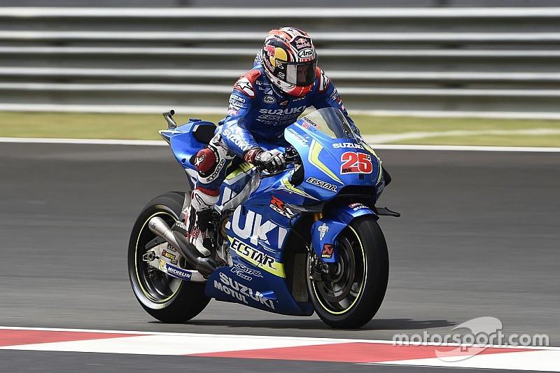 EL3 - Viñales sonne la charge, Márquez et les Yamaha s'accrochent