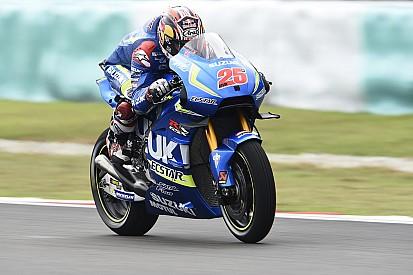 MotoGP Malaysia: Vinales ungguli Marquez di FP3, Crutchlow terjatuh