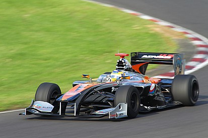 Suzuka Super Formula: Ishiura takes double pole in season finale