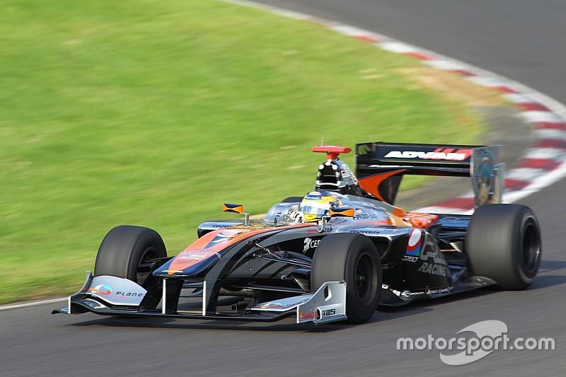 Suzuka Super Formula: Ishiura takes double pole in season finale