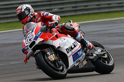 Qualifs - Dovizioso intraitable, les Yamaha devant Márquez