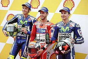 MotoGP Relato de classificação Dovizioso surpreende e conquista pole na Malásia; Rossi é 2º
