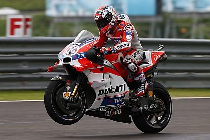 Dovizioso riporta la Ducati in pole a Sepang davanti a Valentino!