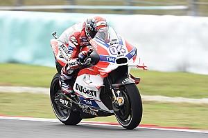 MotoGP Reporte de calificación Dovizioso logra en Malasia su segunda pole de la temporada