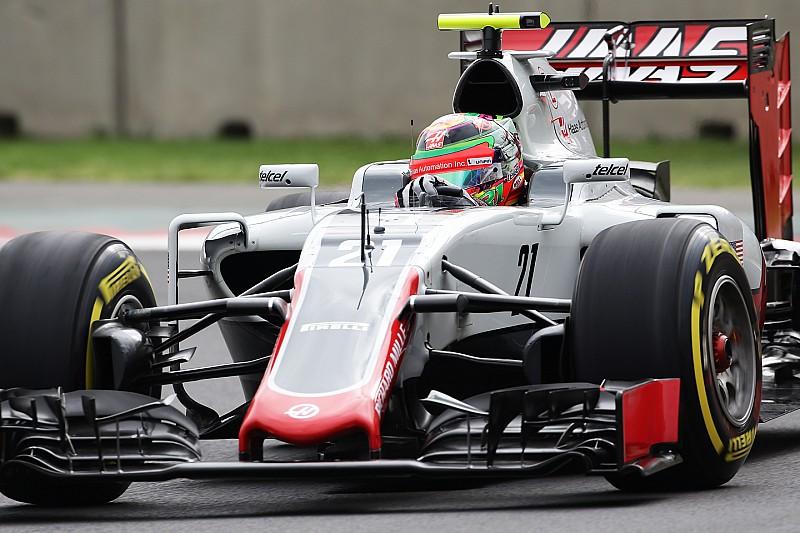 """Gutiérrez déplore un conduit de frein qui """"détruit l'appui du fond plat"""""""