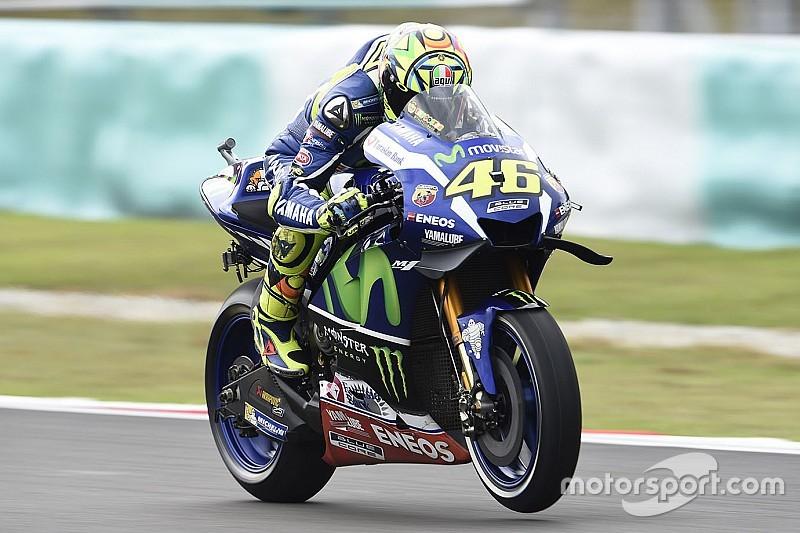 Rossi - ''Les conditions n'étaient pas normales''