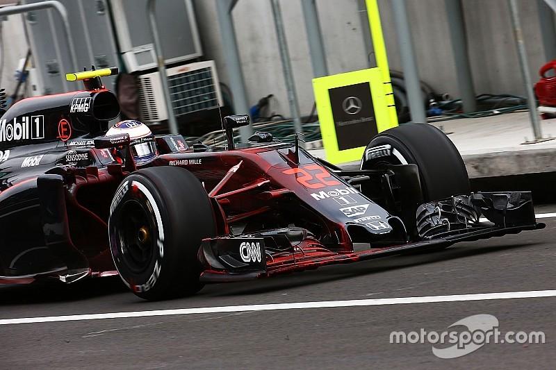 Tech update: McLaren verricht meer tests voor 2017