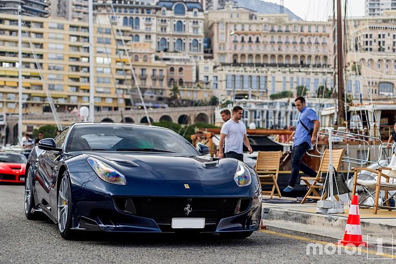 Supercars - Cinq jours de rêve à Monaco