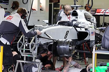 Haas: in Brasile un test comparativo con dischi Carbon Industrie