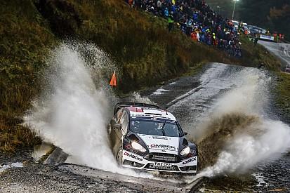WRC Wales: Status quo tussen Ogier en Tanak, Neuville derde