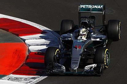 Qualifs - Hamilton, la pole sans coup férir à Mexico