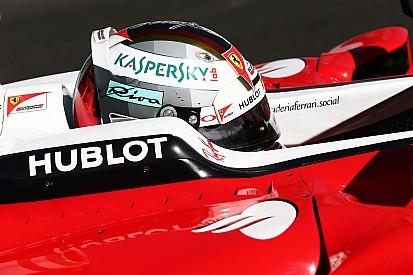 """Sebastian Vettel désigné """"Pilote du Jour"""" du GP du Mexique"""