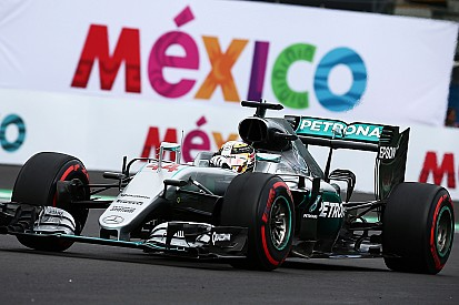 Formel 1 in Mexiko: Lewis Hamilton erobert die Pole-Position