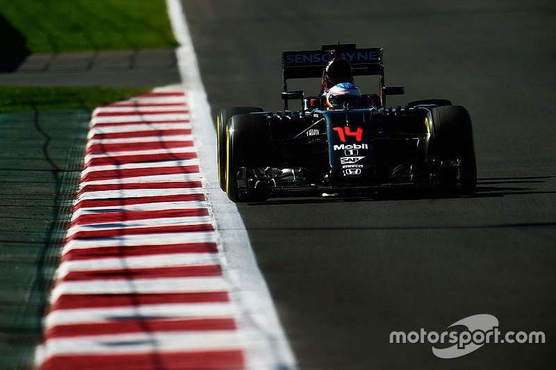 """Alonso - """"Tant que je finis devant Jenson, je serai très content"""""""