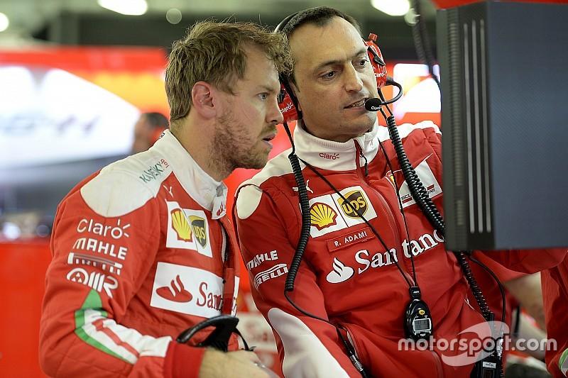 Une septième place sur la grille très amère pour Vettel
