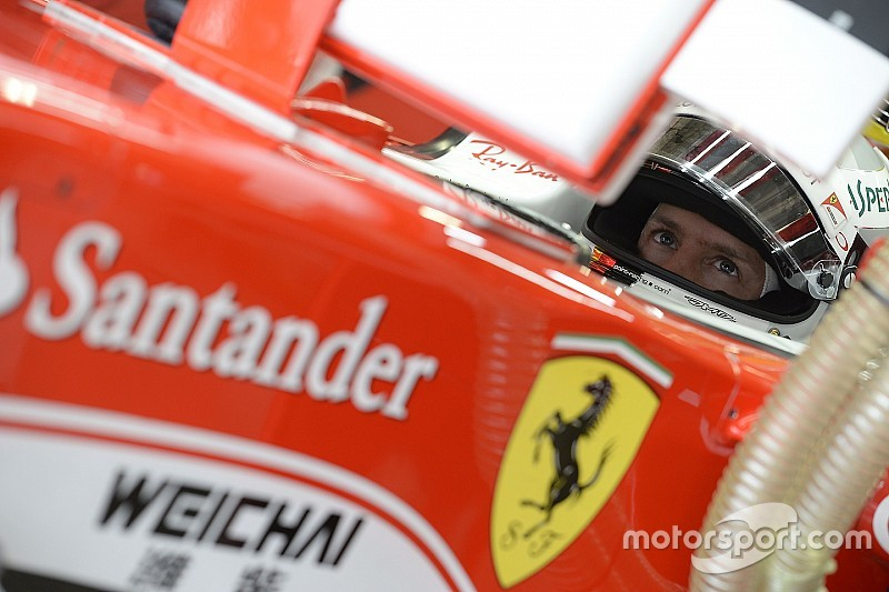"""Vettel: """"Estoy cabreado, la clasificación no refleja el potencial del coche"""""""