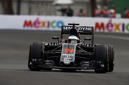"""Alonso: """"não é bom estar feliz com 11ª posição"""""""