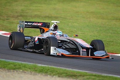 Suzuka Super Formula: Kunimoto takes points lead with Race 1 win