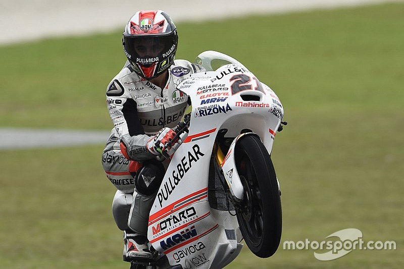 Moto3 Malaysia: Bagnaia raih kemenangan kedua