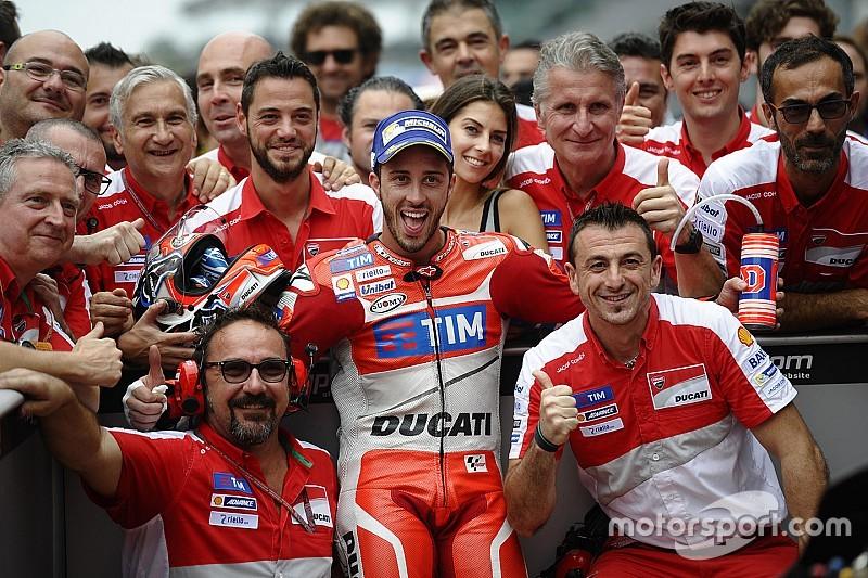 Course - Dovizioso vient à bout de la lutte italienne