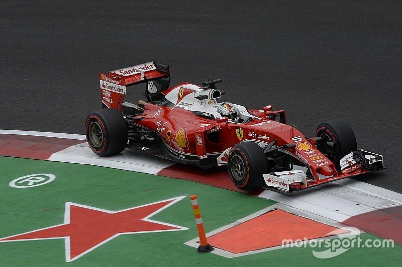 Vettel: Ferrari gagal memaksimalkan peluang di kualifikasi
