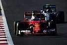 Vettel se autoculpa de haber bloqueado a Hamilton