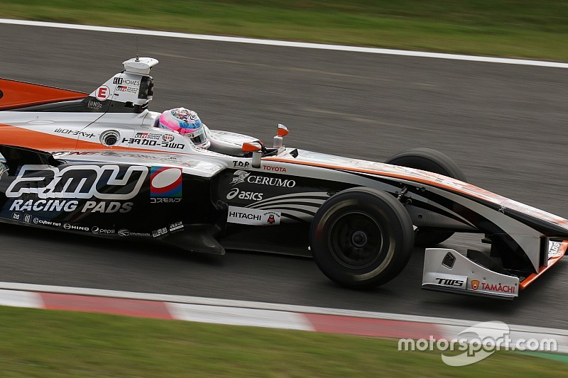 Super Formula Suzuka: Vandoorne pakt overwinning, Kunimoto kampioen