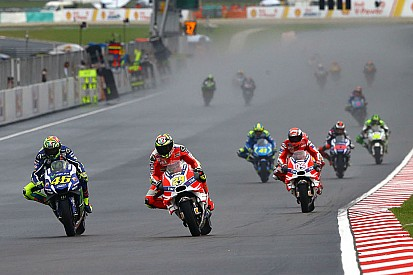 MotoGP in Sepang: Das Rennergebnis in Bildern