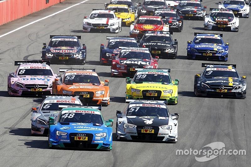 DTM确认2017赛季减少至18辆赛车