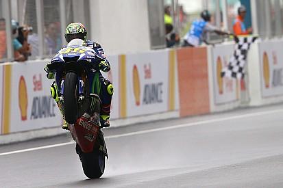 """Rossi diz que """"estava arriscando demais"""" ao tentar vitória"""
