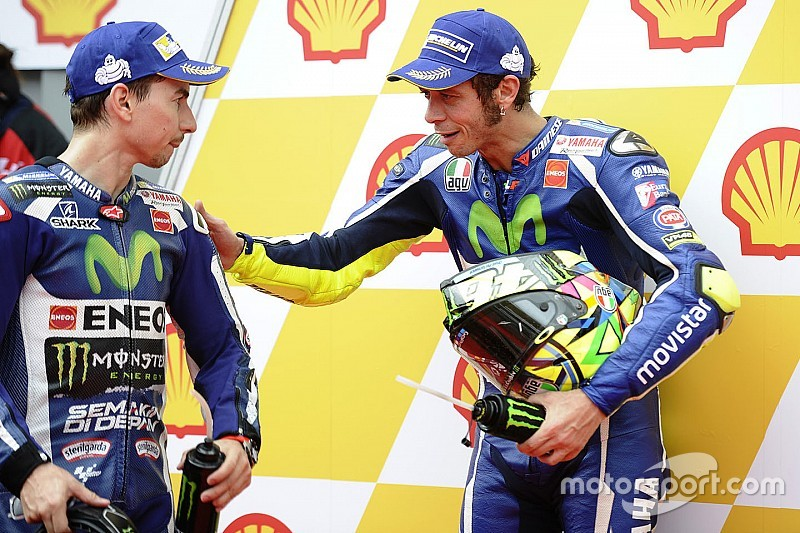 """Valentino: """"Non avevo voglia di regalare 20 punti a Lorenzo"""""""