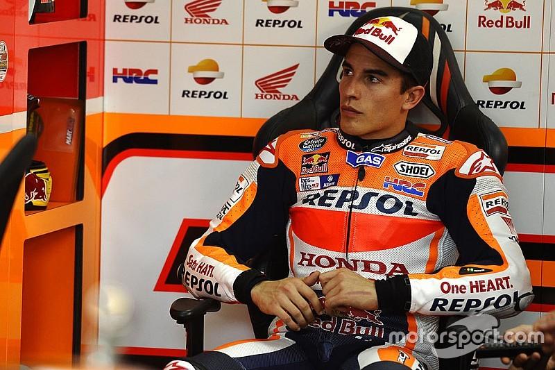 """Marquez: """"Se non fossi già campione, avrei il sedere stretto!"""""""