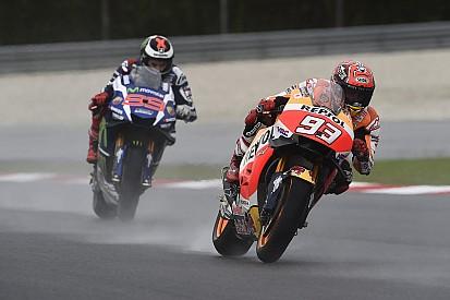 """Gecrashte Marquez: """"Carbon remschijven waren de beste optie voor de race"""""""
