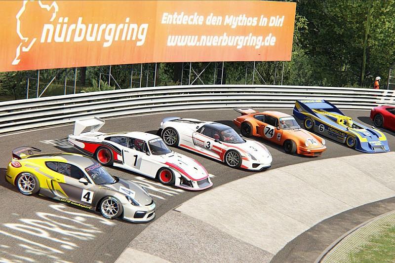 Un pack Porsche pour le jeu vidéo Assetto Corsa