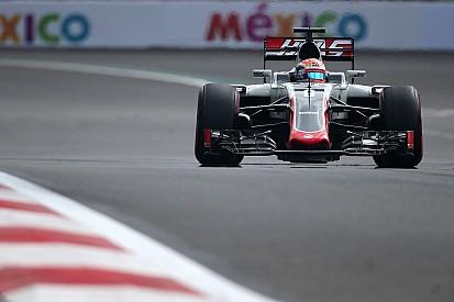 Grosjean s'élancera des stands à Mexico