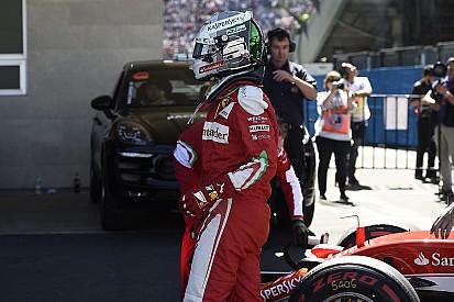 """De volledige tirade van Vettel via de boordradio: """"Hier is een boodschap voor Charlie..."""""""