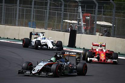 "Hülkenberg a ""tiré le maximum"" de sa Force India"
