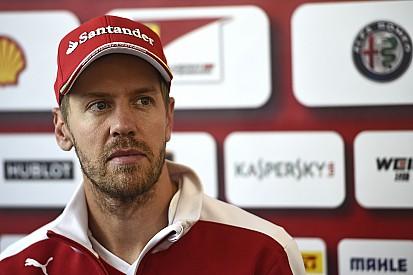 """Vettel: """"Het was adrenaline, mijn frustratie was begrijpelijk"""""""
